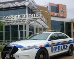 Corner Brook RNC Investigating Overnight Break and Enter